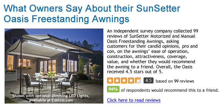 Sunsetter Awning Manual