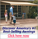 Awnings from SunSetter Retractable Awning